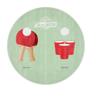 Then And Now: Ping Pong Cutting Boards