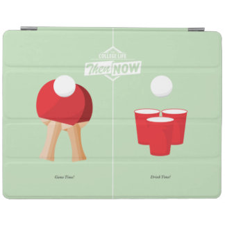 Then And Now: Ping Pong iPad Cover