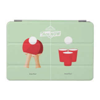 Then And Now: Ping Pong iPad Mini Cover