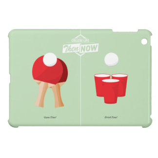 Then And Now: Ping Pong iPad Mini Covers