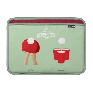 Then And Now: Ping Pong MacBook Sleeves
