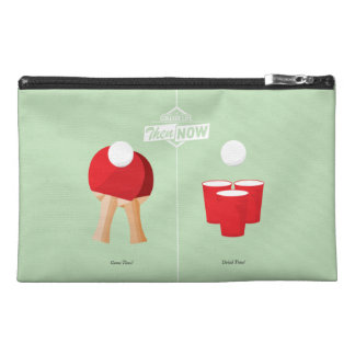Then And Now: Ping Pong Travel Accessory Bag