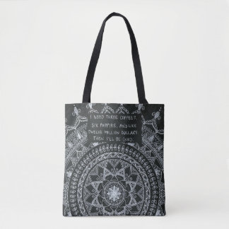 Then I'll Be Good Tote Bag