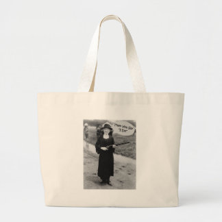 "Then You Say ""I Do"" Large Tote Bag"