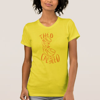 Theo Called Tee (Yellow/Orange)