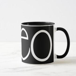 Theo white Mug