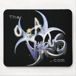 TheOandAVirus.com mousepad