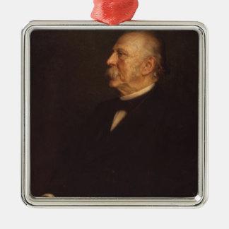 Theodor Fontane Christmas Ornament
