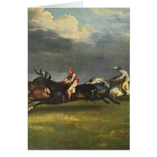 Theodore Gericault Art Greeting Cards