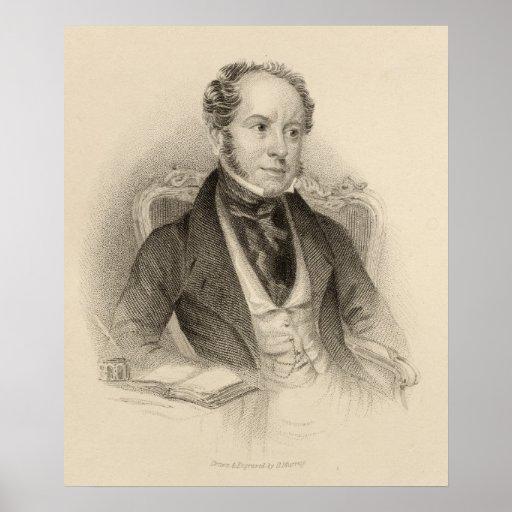 Theodore Hook, Esq., engraved by G. Murray Print