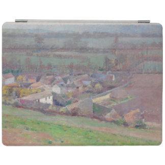 "Theodore Robinson ""Bird's eye view"" landscape art iPad Cover"