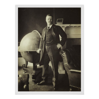 Theodore Roosevelt [1903] Poster