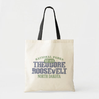 Theodore Roosevelt National Park Budget Tote Bag