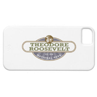Theodore Roosevelt National Park iPhone 5 Cases