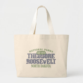 Theodore Roosevelt National Park Jumbo Tote Bag