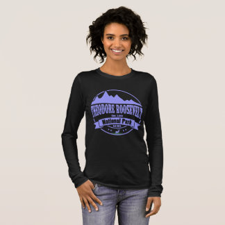 theodore roosevelt national park long sleeve T-Shirt