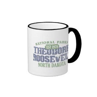 Theodore Roosevelt National Park Ringer Mug