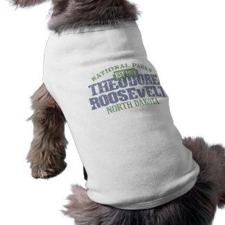 Theodore Roosevelt National Park Sleeveless Dog Shirt
