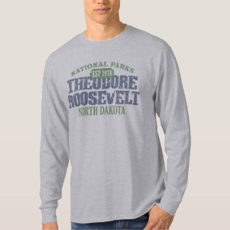 Theodore Roosevelt National Park Tshirts