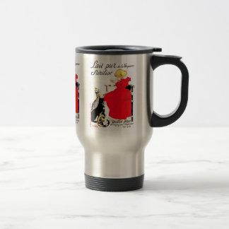 Théophile Alexandre Steinlen Stainless Steel Travel Mug