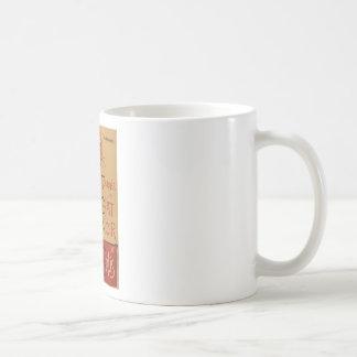 Théophile-Alexandre Steinlen - Tournée du Chat Noi Basic White Mug
