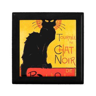 Théophile-Alexandre Steinlen - Tournée du Chat Noi Small Square Gift Box