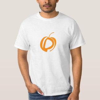 TheOrangePlum Logo Front End Tee Shirt