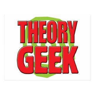 Theory Geek Postcards