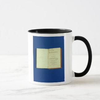 Theory of Colours, 1810 Mug
