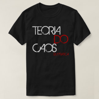 Theory of the chaos T-Shirt