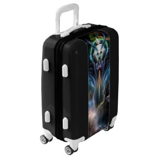 Thera Queen Of The Galaxy Luggage Suitcase