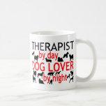 Therapist Dog Lover Mug