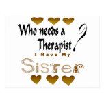 Therapist Sister