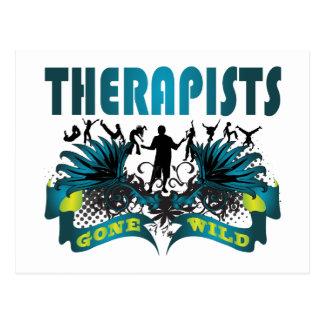 Therapists Gone Wild Postcard