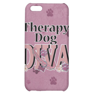 Therapy Dog DIVA iPhone 5C Case