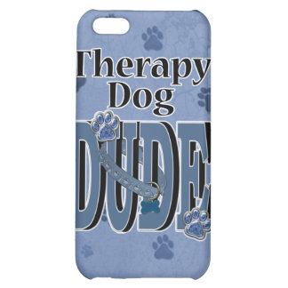 Therapy Dog DUDE Cover For iPhone 5C