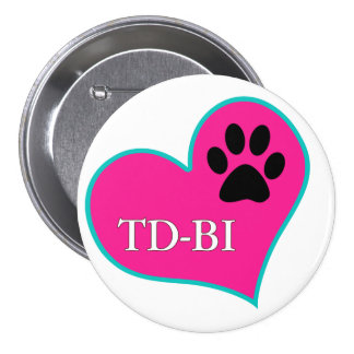 [Therapy Dogs Bloomington Illinois 7.5 Cm Round Badge