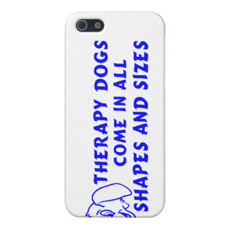 THERAPY DOGS iPhone 5 CASES