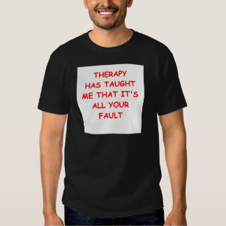 therapy tee shirt