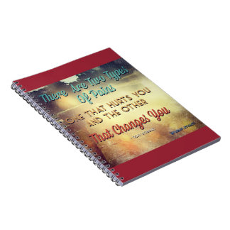 There are two types of pain notebook
