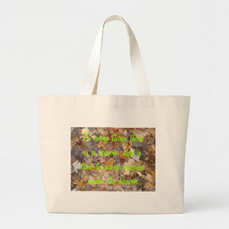 There is a Season Bag