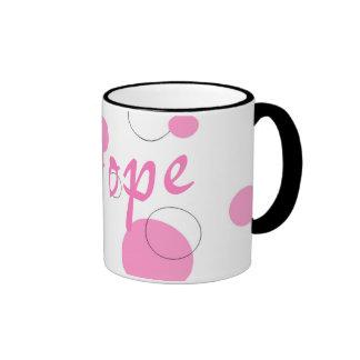 There is Hope~mug Ringer Mug