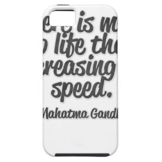 There is more to life than increasing its speed... tough iPhone 5 case
