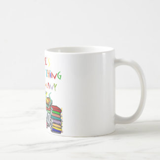 There s No Such Thing as Too Many Books Mug