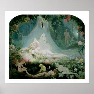 There Sleeps Titania Poster