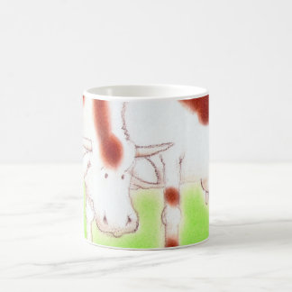 There vache qui mange:)! coffee mug