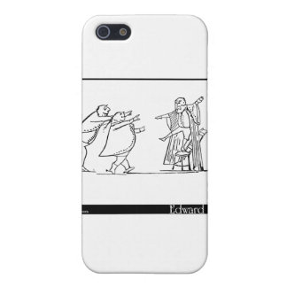 There was an Old Man of the West iPhone 5 Case