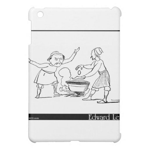 There was an old man of Thermopylae Case For The iPad Mini