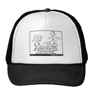There was an old man of Toulouse Trucker Hats
