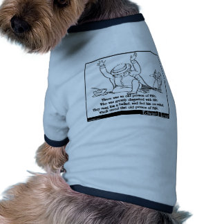 There was an old person of Fife Doggie Tshirt